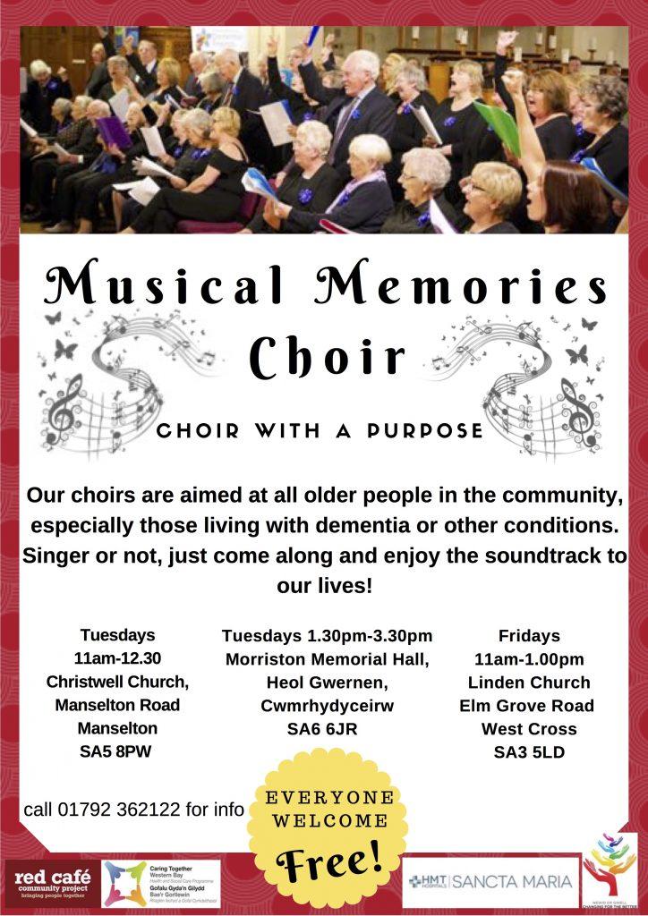 Musical Memories Choir