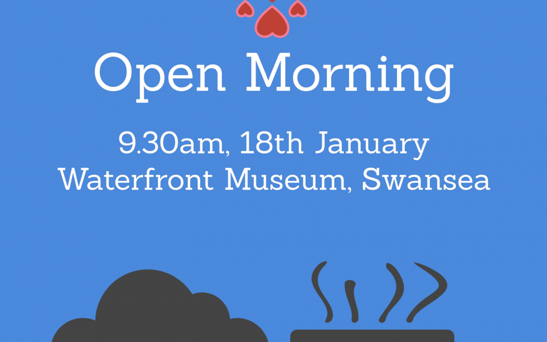 Open Morning Thursday 18th January