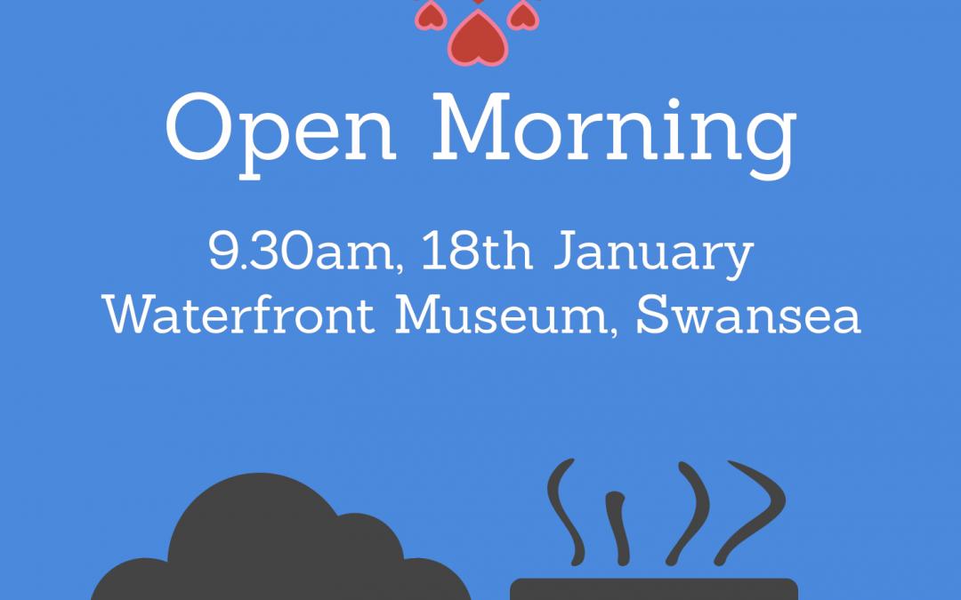 Open Morning Thursday 18th January