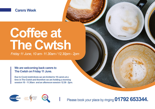 Coffee At The Cwtsh