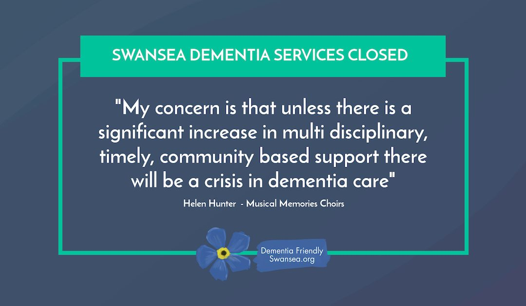 2 Vital Dementia Services Closed In Swansea In Less Than A Year
