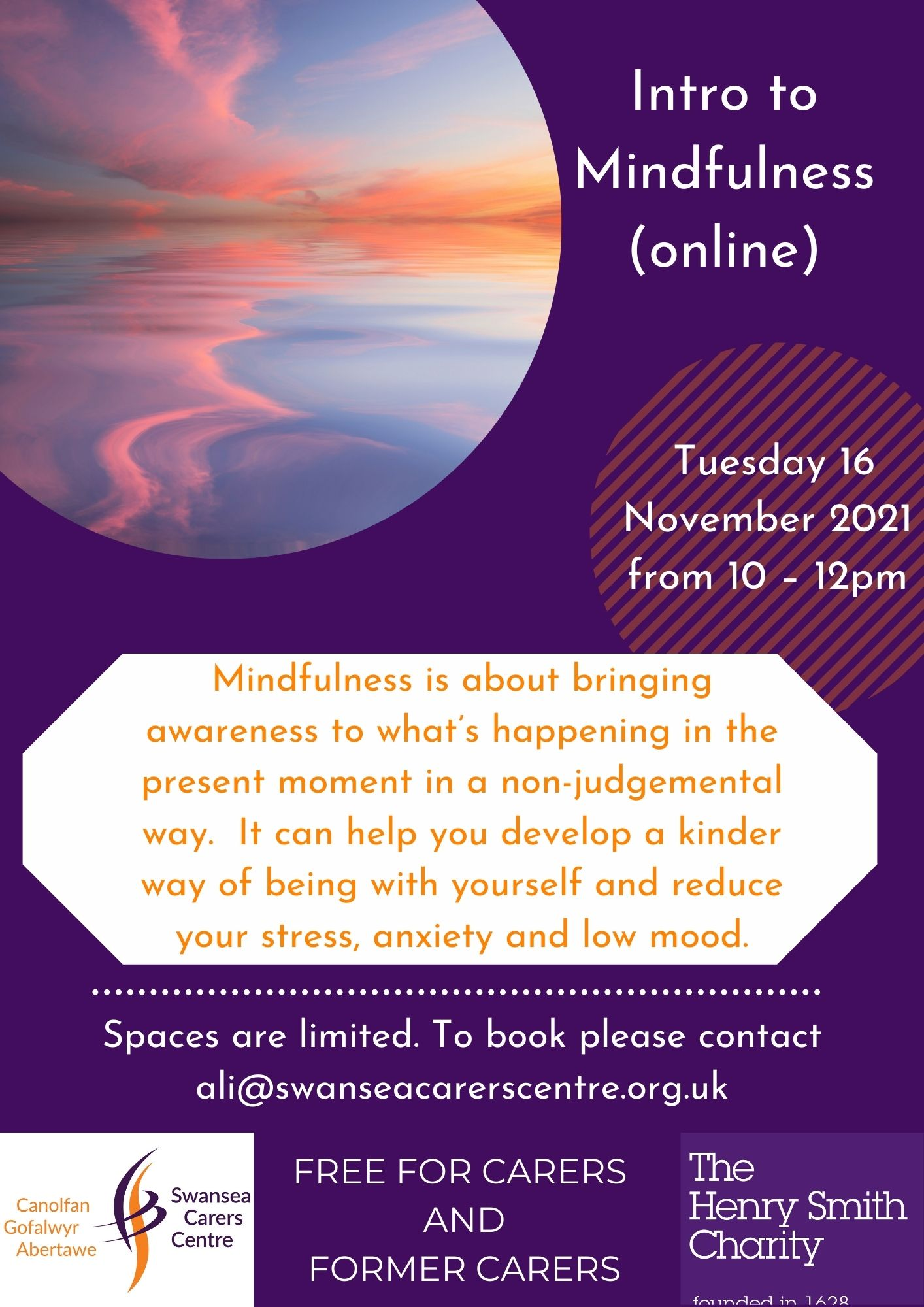 Intro To Mindfulness